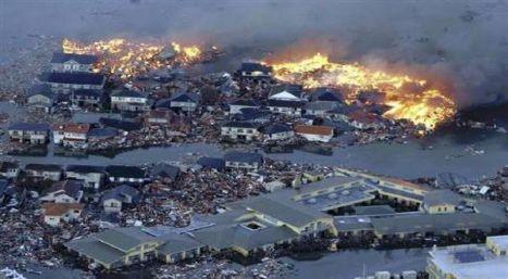 tsunami Jepang 1